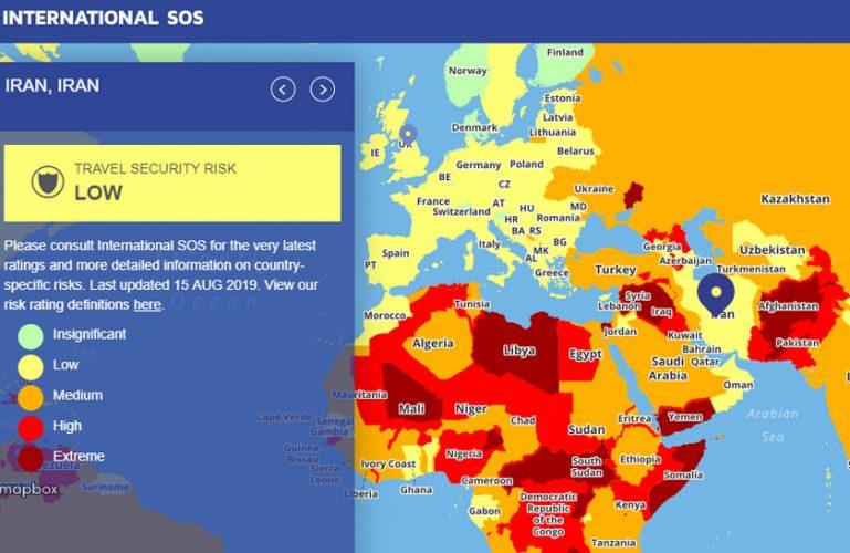 travel-risk-map-2019-Iran-equals-UK